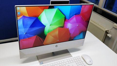 HP Pavilion 14 allt i ett-dator