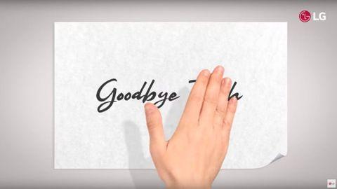 LG Goodbye Touch