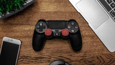 Spel med Apple-prylar