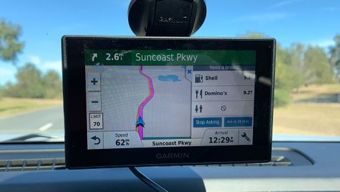 Test Garmin Driveassist51