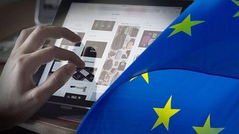 EU upphovsrätt