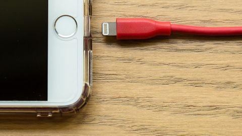 Hackad usb-kabel