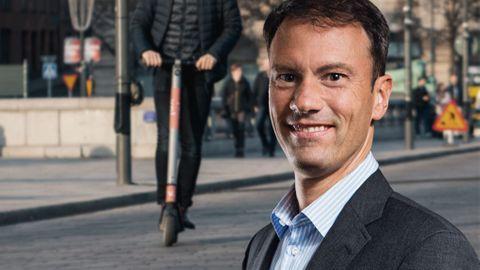 Martin Appel delningsekonomi