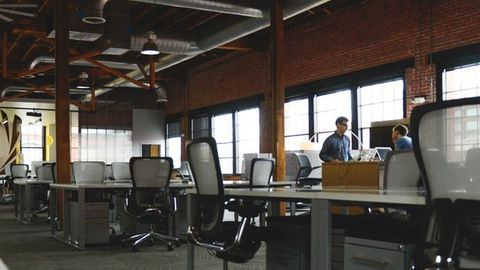 Foto: Öppet kontor