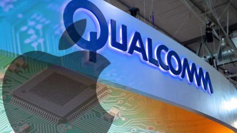 Qualcomm och Apple