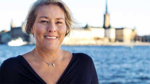 Johanna Engman är cio i Stockholms stad