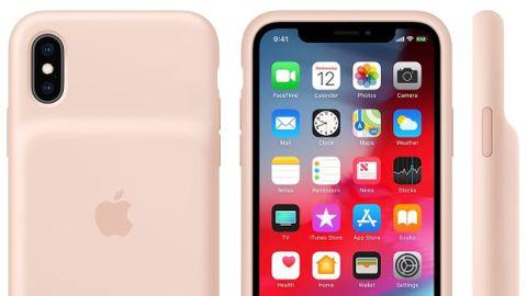 Smart Battery Case i ny färg