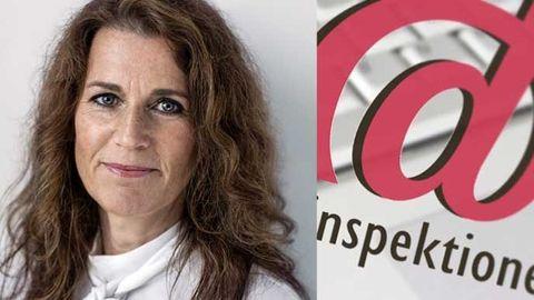 Datainspektionens generaldirektör Lena Lindgren Schelin