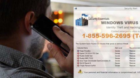 Falsk Microsoft-support lurade kunder på miljoner – bedragare erkänner