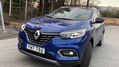 Test Renault Kadjar