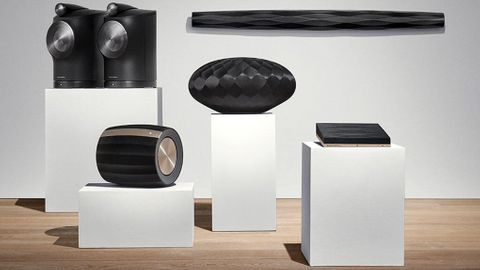 Bowers & Wilkins Formation-serie
