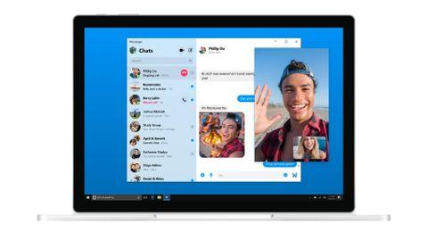 Messenger för desktop