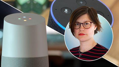 Smarta högtalare