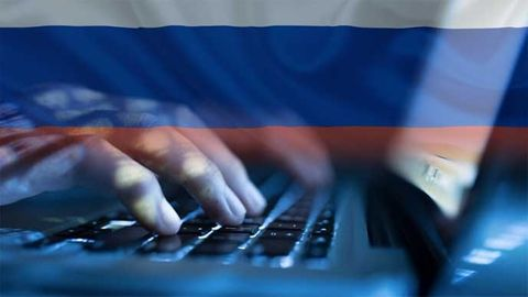 ryssland hackare