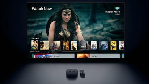 Nyheter i TV-appen i IOS 12.3