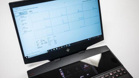 HP Omen X 2S 15 gaming-laptop