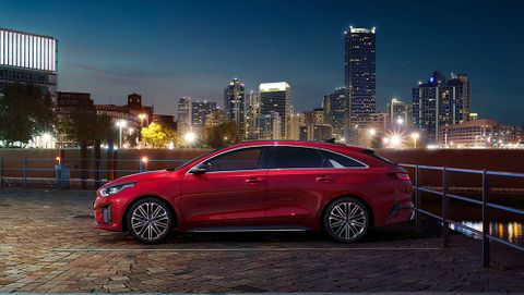 Test Kia Proceed