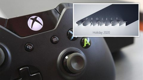 Project Scarlett, nästa Xbox