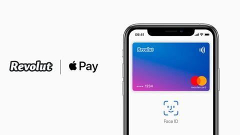 Revolut för stöd för Apple Pay