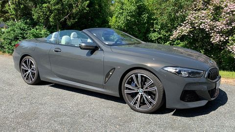 Test BMW 850 cab