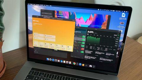 IOS-appar på Mac