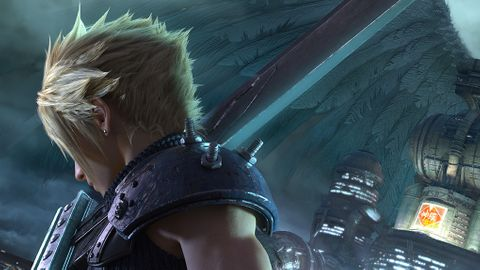 E3 Final Fantasy VII Cloud