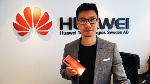 Jacky Zhao, Huawei
