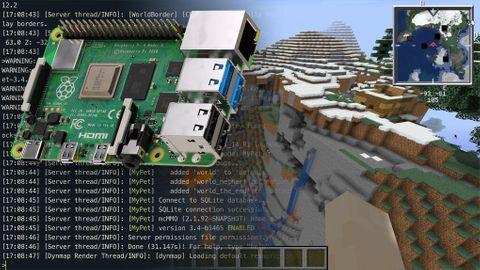 Minecraft-server på Raspberry Pi
