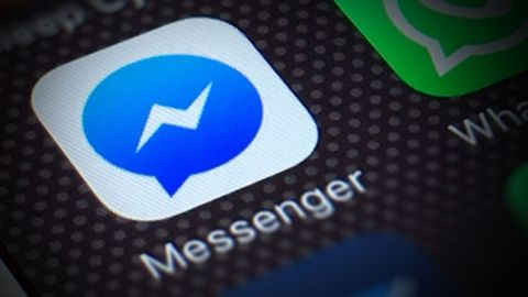Facebook Messenger och Whatsapp