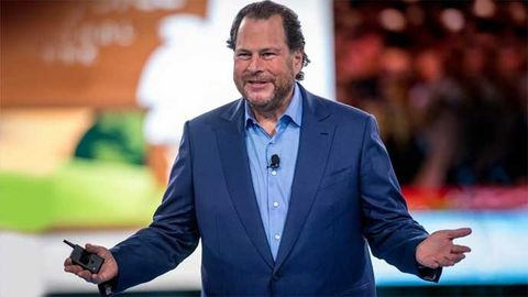 Salesforces vd Marc Benioff