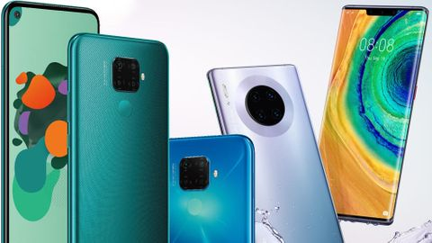 Huawei Mate 30-serien