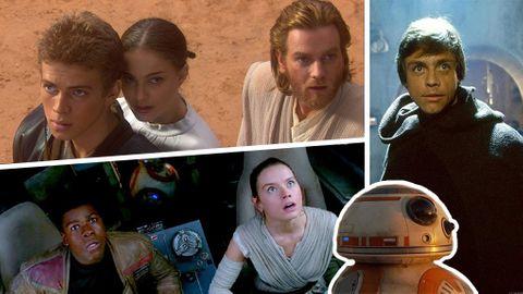 Här streamar du Star Wars-filmerna på nätet