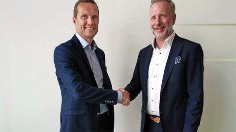 Ole Anders Wilskow Jenssen och Espen Hartz