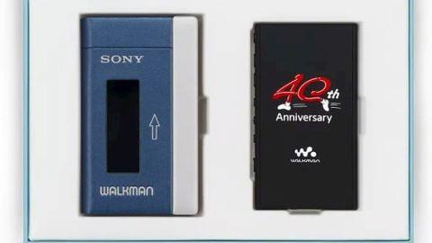 Sony Walkman 40