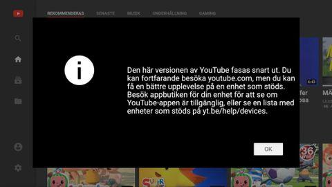 Youtube för htpc