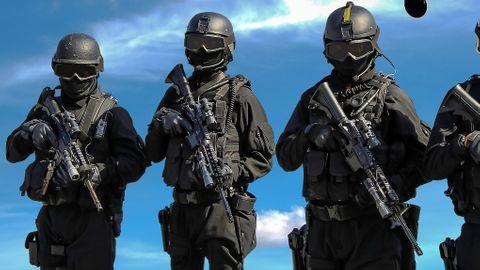 Swat genrebild