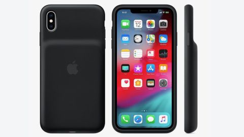 Smart Battery Case för Iphone XS