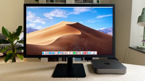 Test LG Ultrafine 23,7 tum