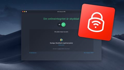 Test AVG vpn för Mac