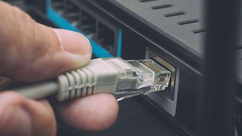 nätverk router
