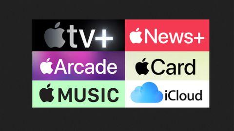 Apples tjänster