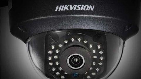 kamera övervakning
