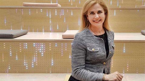 Karin Schreil blir Sverigechef, vilket också påminner om den nuvarande rollen som Sverigechef på Evry.