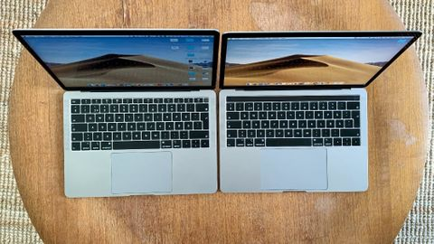 Test prestanda Macbook Air mot Macbook Pro
