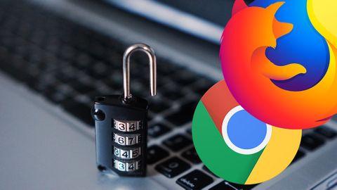 Chrome Firefox