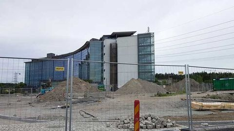 factory aws sollentuna