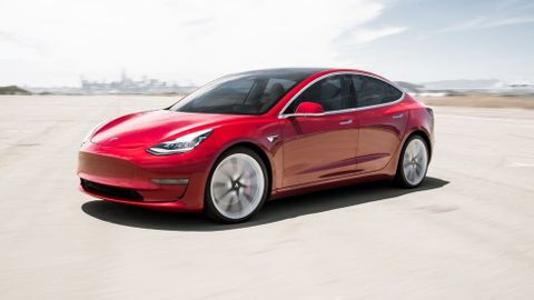 Tesla ny mjukvara