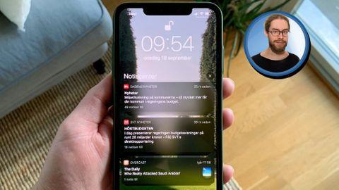 IOS 13 Apples framtid