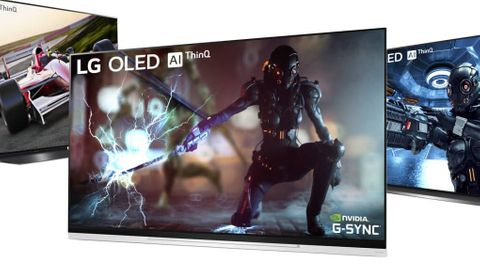 LG-tv med G-Sync