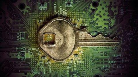 Krypteringsnyckel